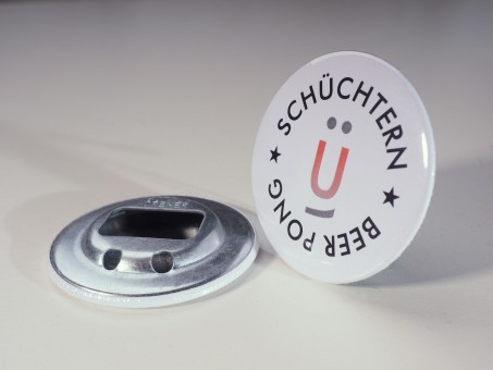 Flaschenöffner/Button