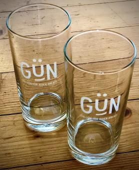 GÜN-Gläser, 2er Pack