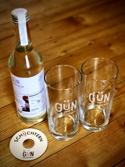 GÜN + Gläser Paket